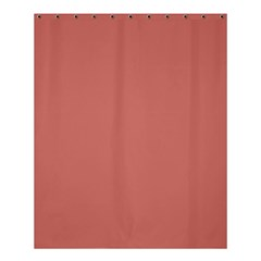 Camellia Pink in an English Country Garden Shower Curtain 60  x 72  (Medium)