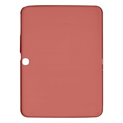 Camellia Pink in an English Country Garden Samsung Galaxy Tab 3 (10.1 ) P5200 Hardshell Case