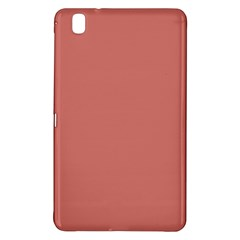 Camellia Pink in an English Country Garden Samsung Galaxy Tab Pro 8.4 Hardshell Case