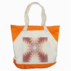 Neonite Abstract Pattern Neon Glow Background Accent Tote Bag