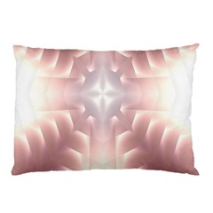 Neonite Abstract Pattern Neon Glow Background Pillow Case