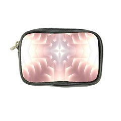 Neonite Abstract Pattern Neon Glow Background Coin Purse