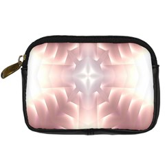 Neonite Abstract Pattern Neon Glow Background Digital Camera Cases