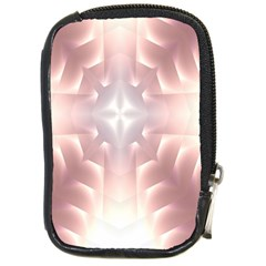Neonite Abstract Pattern Neon Glow Background Compact Camera Cases