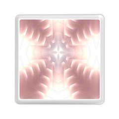 Neonite Abstract Pattern Neon Glow Background Memory Card Reader (Square)