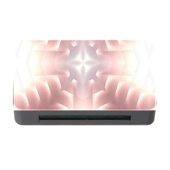 Neonite Abstract Pattern Neon Glow Background Memory Card Reader With Cf