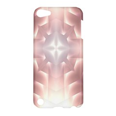 Neonite Abstract Pattern Neon Glow Background Apple iPod Touch 5 Hardshell Case