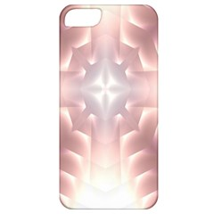 Neonite Abstract Pattern Neon Glow Background Apple iPhone 5 Classic Hardshell Case