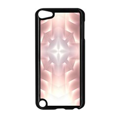 Neonite Abstract Pattern Neon Glow Background Apple iPod Touch 5 Case (Black)