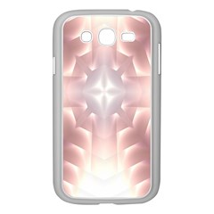 Neonite Abstract Pattern Neon Glow Background Samsung Galaxy Grand Duos I9082 Case (white)