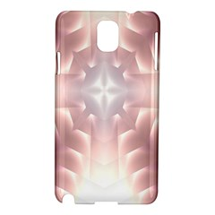 Neonite Abstract Pattern Neon Glow Background Samsung Galaxy Note 3 N9005 Hardshell Case