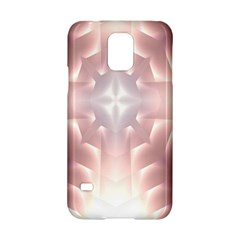 Neonite Abstract Pattern Neon Glow Background Samsung Galaxy S5 Hardshell Case