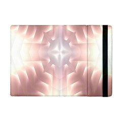Neonite Abstract Pattern Neon Glow Background iPad Mini 2 Flip Cases
