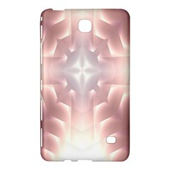 Neonite Abstract Pattern Neon Glow Background Samsung Galaxy Tab 4 (8 ) Hardshell Case