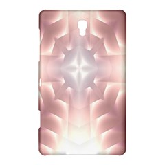 Neonite Abstract Pattern Neon Glow Background Samsung Galaxy Tab S (8 4 ) Hardshell Case