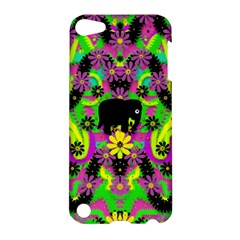 Jungle Life And Apples Apple Ipod Touch 5 Hardshell Case