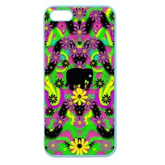 Jungle life and apples Apple Seamless iPhone 5 Case (Color)