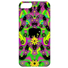 Jungle life and apples Apple iPhone 5 Classic Hardshell Case