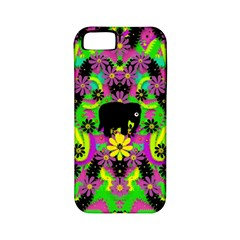 Jungle life and apples Apple iPhone 5 Classic Hardshell Case (PC+Silicone)