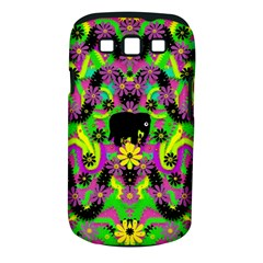 Jungle life and apples Samsung Galaxy S III Classic Hardshell Case (PC+Silicone)
