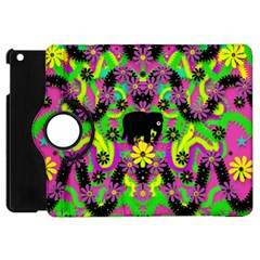 Jungle life and apples Apple iPad Mini Flip 360 Case