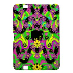 Jungle life and apples Kindle Fire HD 8.9