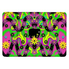 Jungle life and apples Samsung Galaxy Tab 8.9  P7300 Flip Case