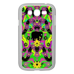 Jungle life and apples Samsung Galaxy Grand DUOS I9082 Case (White)