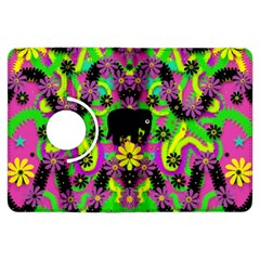 Jungle life and apples Kindle Fire HDX Flip 360 Case