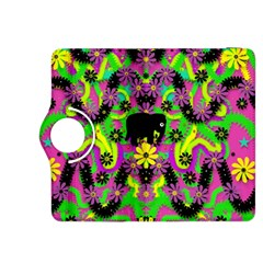 Jungle life and apples Kindle Fire HDX 8.9  Flip 360 Case