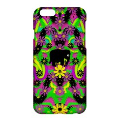 Jungle life and apples Apple iPhone 6 Plus/6S Plus Hardshell Case