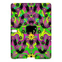 Jungle life and apples Samsung Galaxy Tab S (10.5 ) Hardshell Case