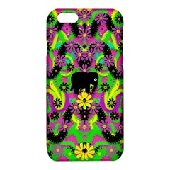Jungle life and apples iPhone 6/6S TPU Case