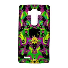 Jungle life and apples LG G4 Hardshell Case