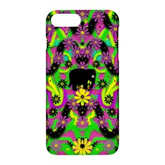 Jungle life and apples Apple iPhone 7 Plus Hardshell Case