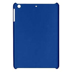 Delphinium Blue in an English Country Garden Apple iPad Mini Hardshell Case
