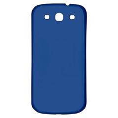 Delphinium Blue in an English Country Garden Samsung Galaxy S3 S III Classic Hardshell Back Case