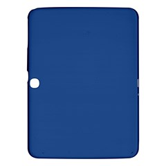 Delphinium Blue in an English Country Garden Samsung Galaxy Tab 3 (10.1 ) P5200 Hardshell Case