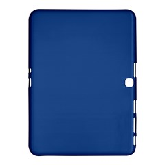 Delphinium Blue in an English Country Garden Samsung Galaxy Tab 4 (10.1 ) Hardshell Case