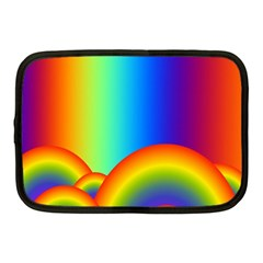 Background Rainbow Netbook Case (Medium)