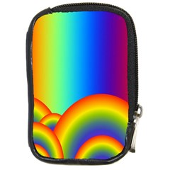 Background Rainbow Compact Camera Cases
