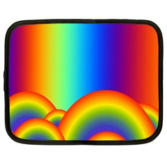 Background Rainbow Netbook Case (xl)