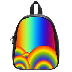 Background Rainbow School Bags (small)
