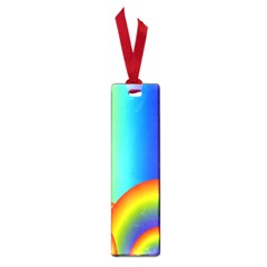 Background Rainbow Small Book Marks