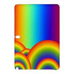 Background Rainbow Samsung Galaxy Tab Pro 12.2 Hardshell Case