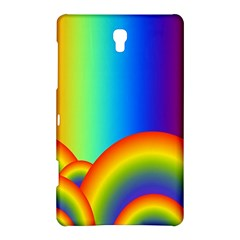 Background Rainbow Samsung Galaxy Tab S (8.4 ) Hardshell Case