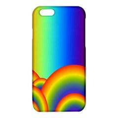 Background Rainbow iPhone 6/6S TPU Case