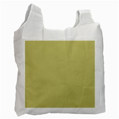 Fern Green in an English Country Garden Recycle Bag (One Side)