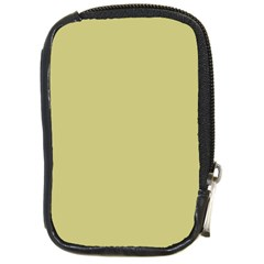 Fern Green in an English Country Garden Compact Camera Cases
