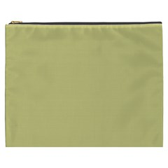 Fern Green in an English Country Garden Cosmetic Bag (XXXL)